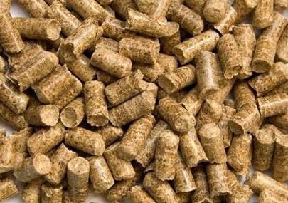 使用吉姆克饲料机械加工设备制成的颗粒饲料成品效果